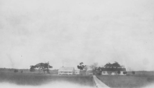 Clambank Landing Structures
