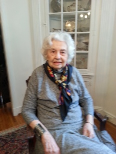 Debbie Baruch Abrams, 92, a resident of Georgetown, S.C. and cousin of Bernard M. Baruch, political advisor to several U.S. presidents and former owner of Hobcaw Barony.