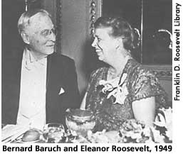 Eleanor & Bernard Baruch