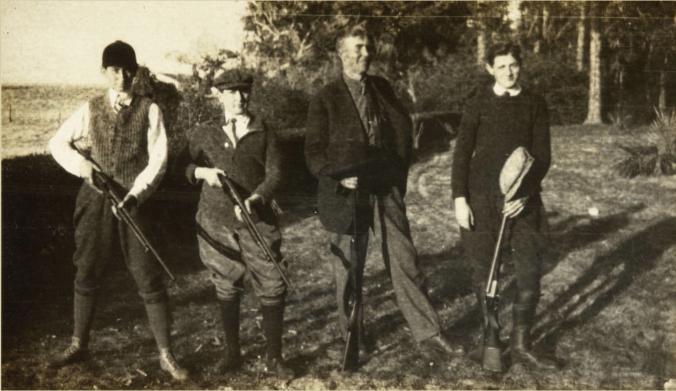 Skeet Shooting, 1913