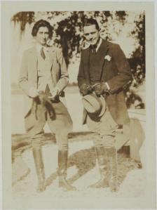 Belle and Robert Wood Johson